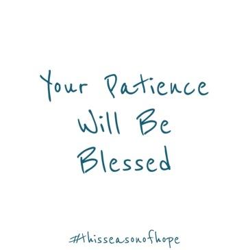 Patience | Season of Single